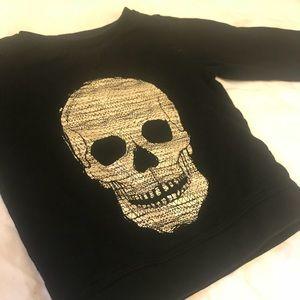 Other - Toddler Skull Sweatshirt